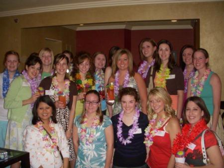 Bakery Women 2008 Event